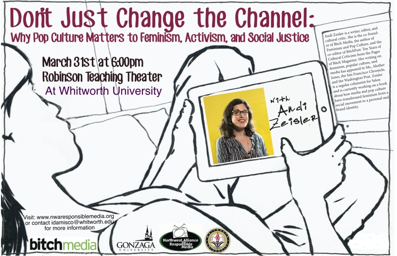 Upcoming Events: Don't Just Change the Channel