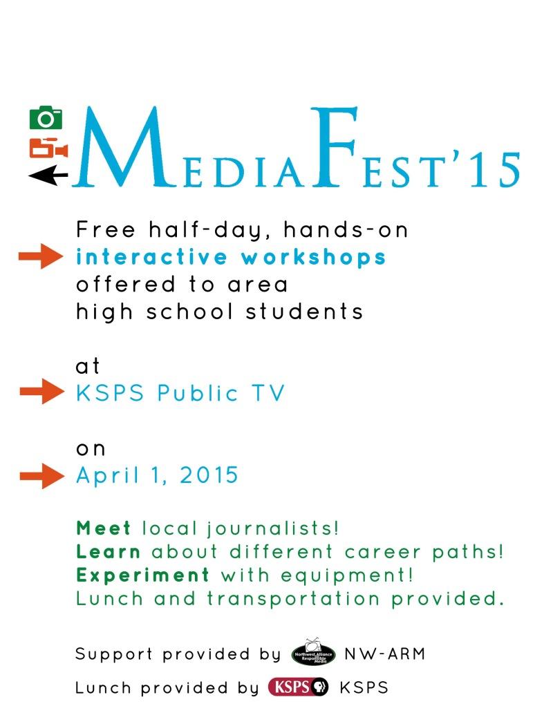 MediaFest Flyer